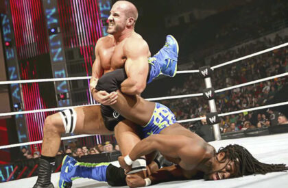 FS - WWE Main event