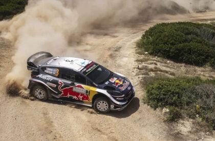 FS3 - FIA World Rally