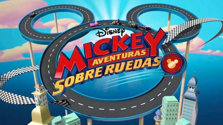 MICKEY AVENTURAS SOBRE RUEDAS